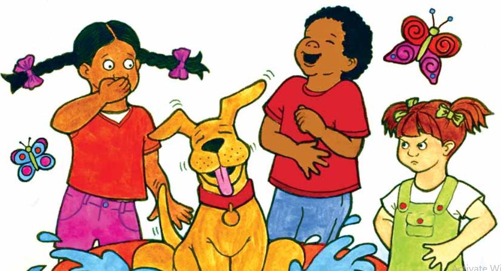 قصص اطفال 3 سنوات تعلم ولون كيف تشعر