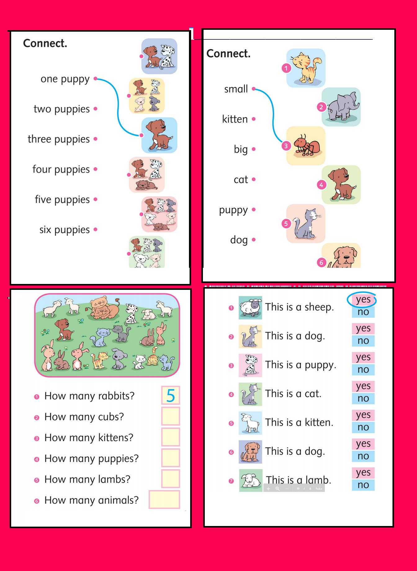 قصص بالانجليزي قصيرة جدا للاطفال