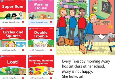 تحميل قصص اطفال بالانجليزي pdf