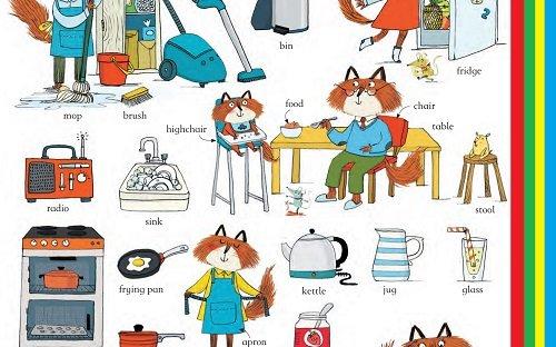 تحميل كلمات انجليزية للاطفال