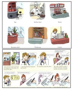 تعلم اللغة الانجليزية للمبتدئين في المطعم
