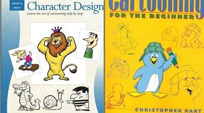 تحميل كتاب تعلم رسم الكاريكاتير pdf
