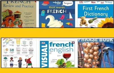 كتب تعليم الفرنسية للاطفال pdf