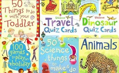 كتب تعليمية مصورة للأطفال