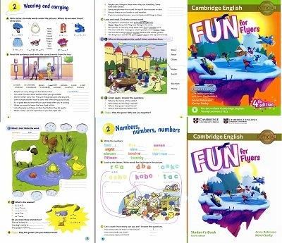 اختبار انجليزي للاطفال pdf