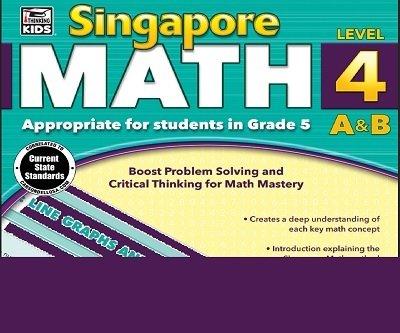 المنهج السنغافوري رياضيات