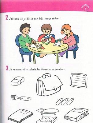 تعلم اللغة الفرنسية للاطفال والمبتدئين